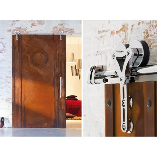 syst me duplex mwe porte coulissante porte en verre. Black Bedroom Furniture Sets. Home Design Ideas